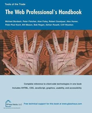 Web Professionals Handbook  by  Michael Bordash