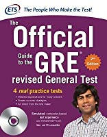 The Official Guide to the GRE Revised General Test [with CD-ROM]