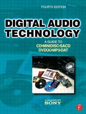 Digital Audio And Compact Disc Technology  by  Luc Baert