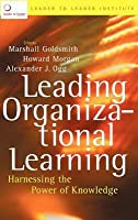 Leading Organizational Learning: Harnessing the Power of Knowledge