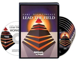 Lead the Field (Six Compact Discs & Writable PDF + 2 Bonus items Buffett and Gates on Success CD & The Strangest Secret CD Earl Nightingale