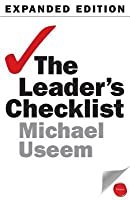 Leader's Checklist: 15 Mission-Critical Principles