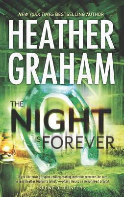 Night Is Forever Book 11 in Krewe of Hunters Series  by  Heather Graham