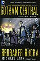 Gotham Central, Book One: In the Line of Duty