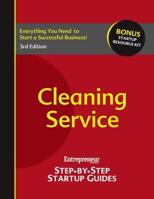Cleaning Business: Entrepreneurs Step Step Startup Guide by Entrepreneur Press