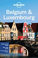 Belgium & Luxembourg (Lonely Planet Guide)