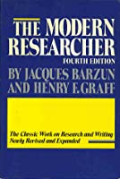 The Modern Researcher: Fourth Edition