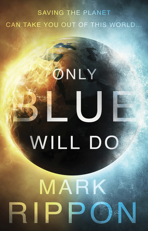 Only Blue Will Do Mark Rippon