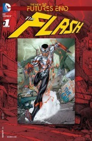 The Flash: Futures End #1  by  Van Jensen