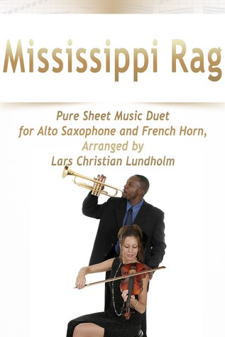 Felicity Rag Pure Sheet Music Duet for Accordion and Bb Instrument, Arranged  by  Lars Christian Lundholm by Pure Sheet music