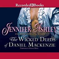 The Wicked Deeds of Daniel Mackenzie (Highland Pleasures, #6)