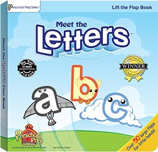 Meet the Letters Lift the Flap Book Kathy Oxley