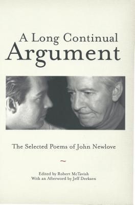 A Long Continual Argument: The Selected Poems Robert F. Barsky