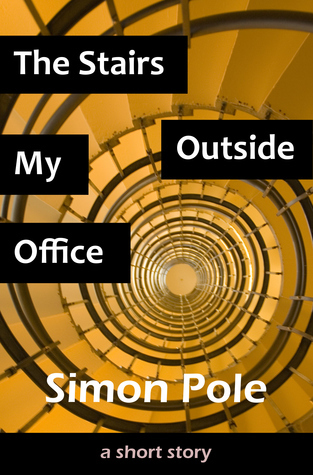 The Stairs Outside My Office  by  Simon Pole
