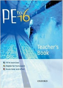 PE to 16: Teachers CD ROM and Booklet  by  Nicki Lampon