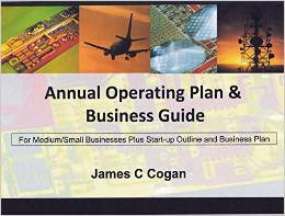 Annual Operating Plan & Business Guide James C Cogan