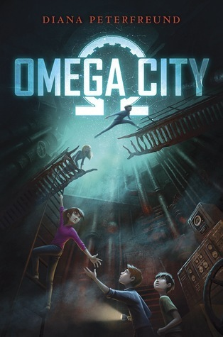Omega City  by  Diana Peterfreund