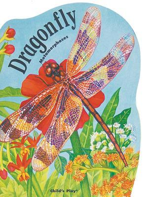 Dragonfly Metamorphoses  by  Audrey Wood