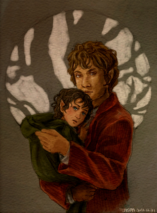 An Unexpected Addition (A Hobbit in the Lonely Mountain, #1) Karategal