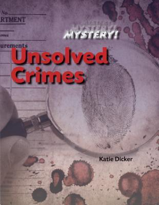 Unsolved Crimes Katie Dicker