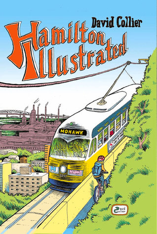Hamilton Illustrated  by  David Collier