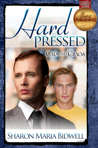 Hard Pressed  by  Sharon Maria Bidwell