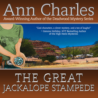 The Great Jackalope Stampede (Jackrabbit Junction, #3)  by  Ann Charles