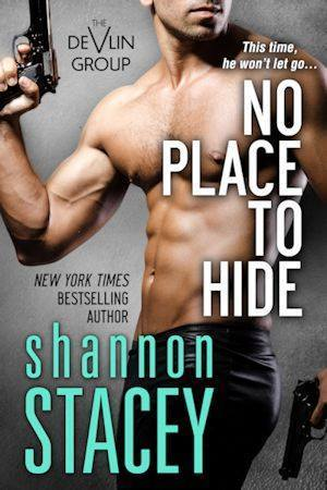 No Place to Hide (Devlin Group, #4)  by  Shannon Stacey