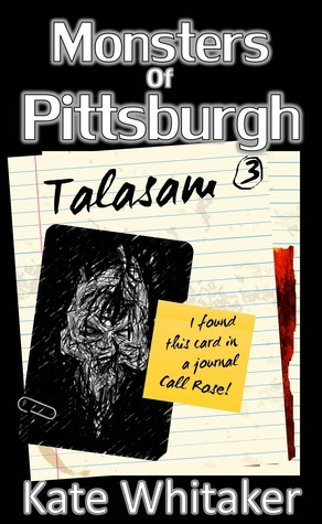 Talasam (Monsters of Pittsburgh #3) Kate   Whitaker