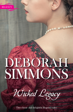 Wicked Legacy/The Vicars Daughter/The Devil Earl  by  Deborah Simmons