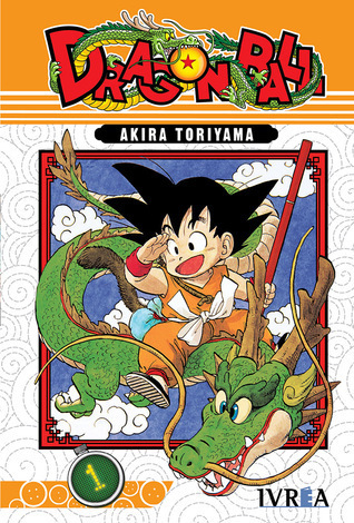 Dragon Ball #1: Son Goku y sus amigos (Dragon Ball, #1)  by  Akira Toriyama