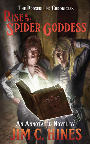 Rise of the Spider Goddess  by  Jim C. Hines