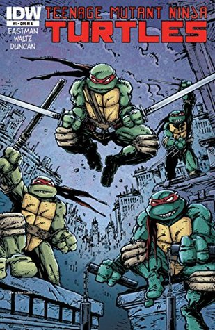 Comic Book for TMNT Blue Books