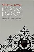 Lessons Learned: Reflections of a University President