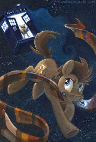 A Storm of Chaos: A Doctor Whooves Adventure Shotoman