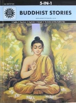 Buddhist Stores  by  Anant Pai