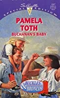 Buchanan's Baby (Buckles And Broncos, #2)