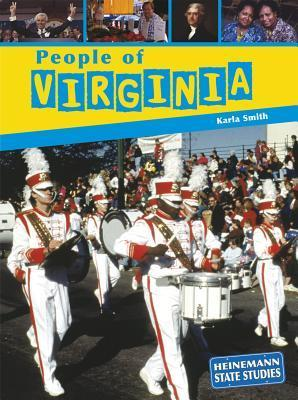 People of Virginia  by  Karla Smith