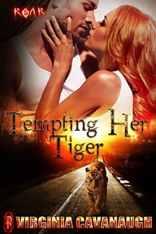 Tempting Her Tiger (ROAR Book 6) Virginia Cavanaugh