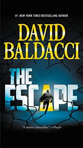 The Escape (John Puller Series) David Baldacci