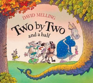 Two Two and a Half by David Melling