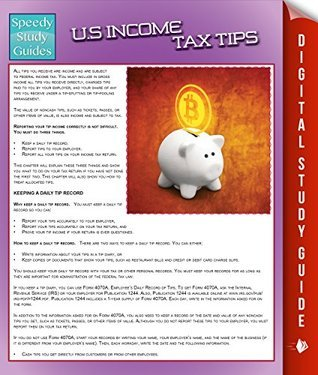 US Income Tax Tips: Speedy Study Guides  by  Speedy Publishing