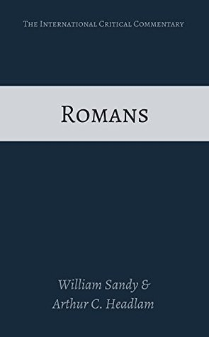 Romans  by  William Sanday
