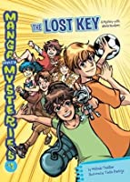 #1 The Lost Key: A Mystery with Whole Numbers (Manga Math Mysteries)