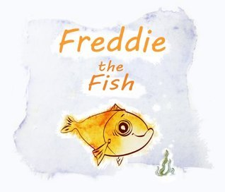 Freddie The Fish Peach Orange