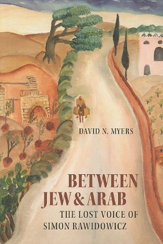 Between Jew and Arab (Tauber Institute Series for the Study of European Jewry)  by  David N. Myers