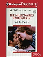 The Millionaire's Proposition (Harlequin Romance (Large Print))