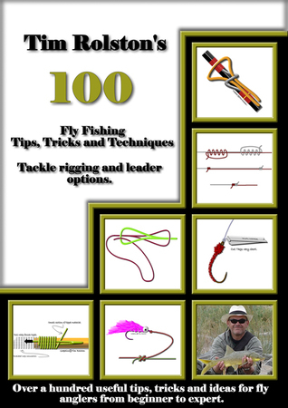 100 Fly Fishing Tips, Tricks and Techniques  by  Tim Rolston