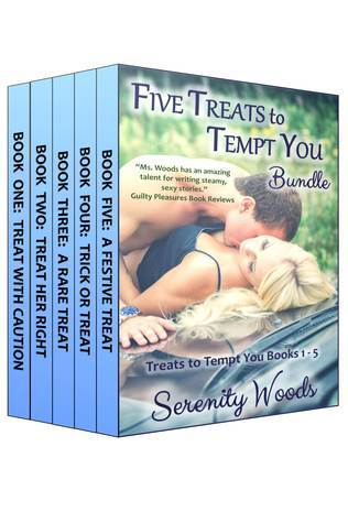 Five Treats to Tempt You Bundle  by  Serenity Woods