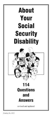 About Your Social Security Disability: 114 Questions and Answers Lindette L. Mayer Ph.D.